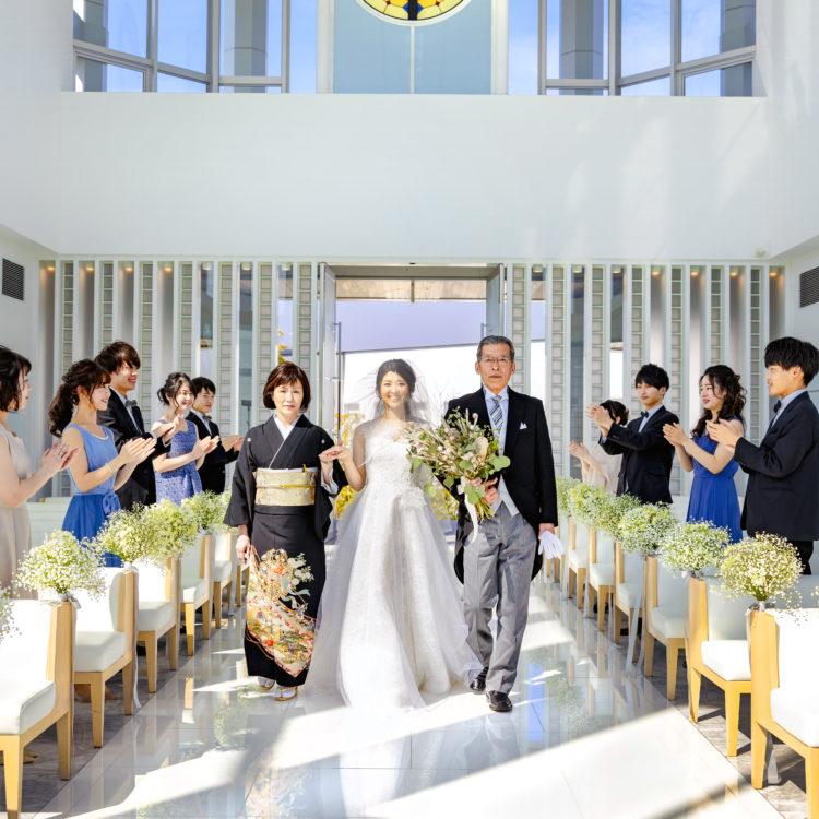 【ファミリー結婚式を叶える】<br/>限定プラン付き相談会