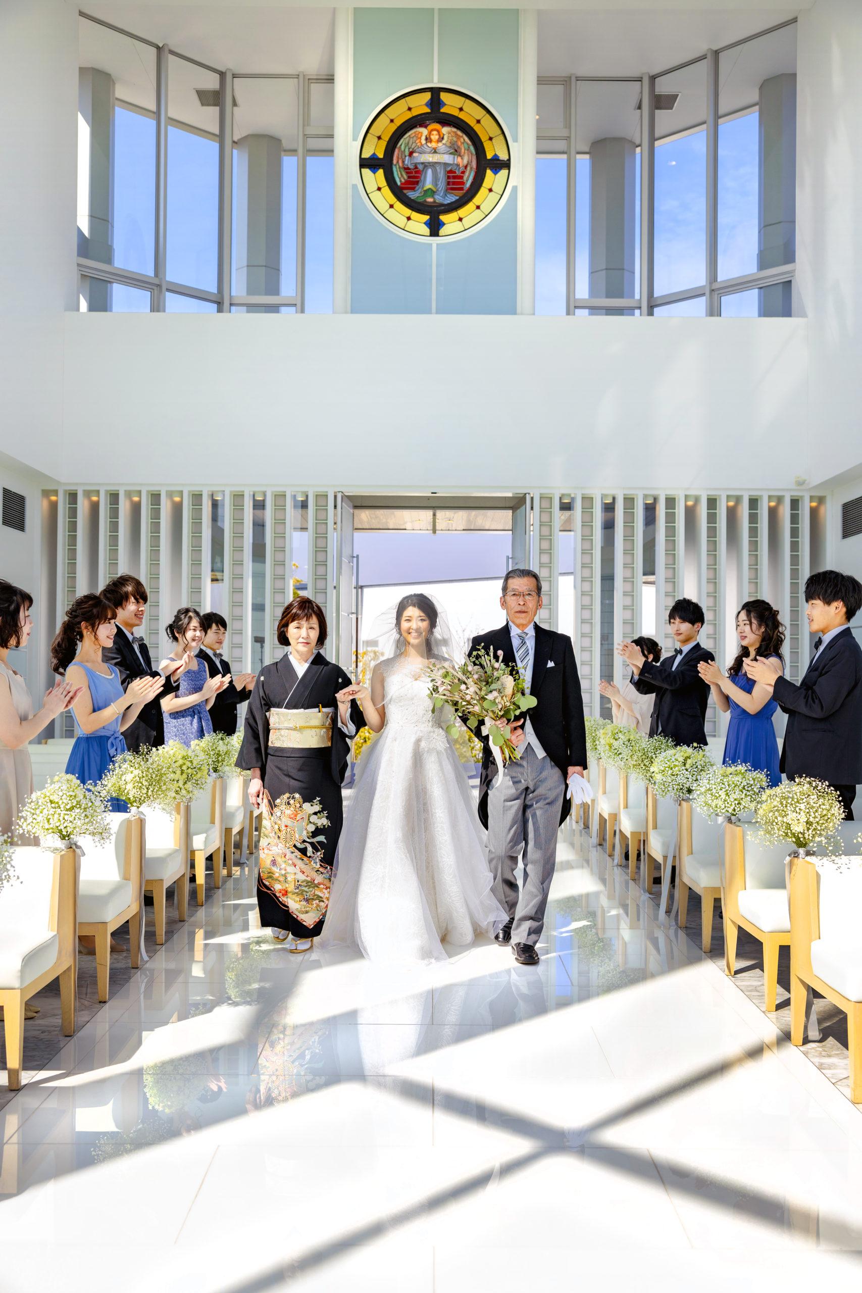 ご家族との温かな結婚式・食事会プラン