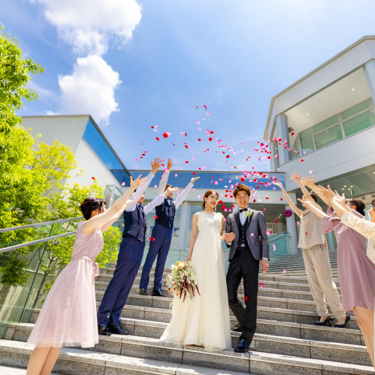 【アットホームな結婚式を叶える】<br/>Spring限定プラン付き相談会