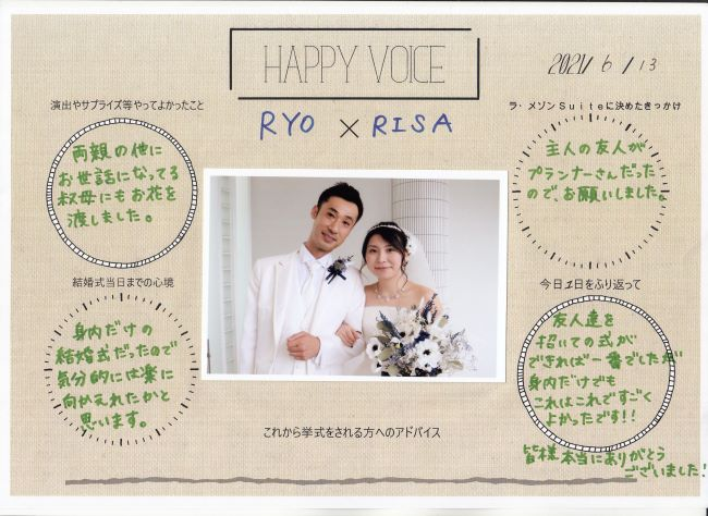 Ryo & Risa